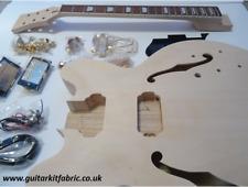 Guitarra Eléctrica Hazlo tú mismo Kit-Oro Semi hueco ES335 Gibson