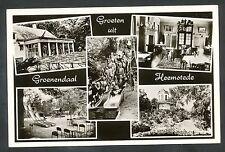 Groeten uit Groenendaal Heemstede