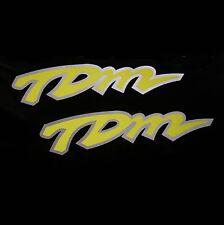 2x Aufkleber Sticker Yamaha TDM #0344