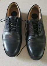 Croft & barrow Mens Black Dress shoes Size 9.5 core technology loafers used once