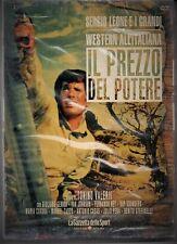 IL PREZZO DEL POTERE - SERGIO LEONE I GRANDI WESTERN ALL'ITALIANA N.13 - DVD