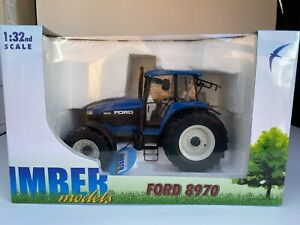 Imber Models Ford 8970 Tractor