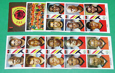 PANINI FOOTBALL GERMANY 2006 ANGOLA WM COMPLET FIFA WORLD CUP