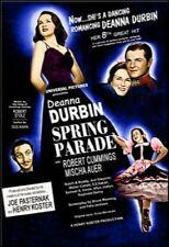 SPRING PARADE - 1940 - Deanna Durbin - NEW / SEALED / SHIPS WORLDWIDE