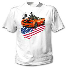 CHEVROLET CAMARO  INSPIRED 11 - NEW GRAPHIC TSHIRT S-M-L-XL-XXL