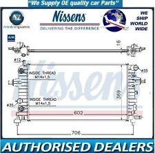 FOR OPEL VAUXHALL ASTRA H 3/2004>ON 1.2 1.4 1.8 16V NISSENS RADIATOR 1300 265