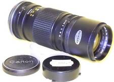 Canon Lens FL 200mm 1:4,5 in extremely good condition!