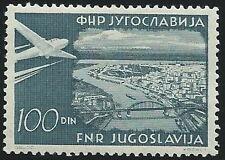 YUGOSLAVIA YVERT Nº AV. 40 *