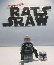 Lego Star Wars minifigures - Clone Custom Troopers - Old Captain Rex Rebels