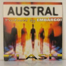 """Austral – Flash (Vinyl, 12"""", MAXI 33 TOURS)"""