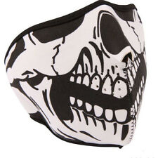 Novelty Skull Neoprene Half Face Mouth Mask Snowboard Motorcycle Protection CN