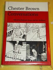 CONVERSATIONS CHESTER BROWN UNIVERSITY PRESS OF MISSISSIPPI HB 9781617038686