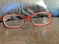 Gold & Wood Eyeglasses EUC