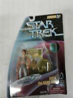 Playmates Signed Star Trek Deep Space Nine Chase Masterson Leeta the Dabo Girl (