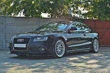 Seitenschweller ansätze Audi A5 S5 RS5 Side Skirts Leisten Schweller ansatz 8T