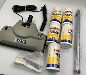 Lux By Electrolux D146A Dry Carpet Cleaning System W 5 Traffic Lane Cleaners-NEW