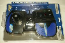 Pelican Arcade Fighter Joystick For PS2 Playstation 2 and PS1 NEW SEALED