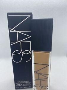 NARS ~ NATURAL RADIANT LONGWEAR FOUNDATION MEDIUM 5 Valencia 1 OZ Boxed