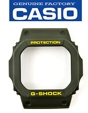 Casio G-Shock G-5600A-3 watch band bezel Green case cover GWM-5600A-3 original