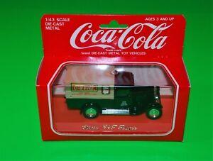SOLIDO  COCA-COLA CITROEN C4F Tourgon Delivery Van 1930  1/43 Scale  Die-Cast