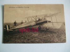 Originale Sanke Karte /   Flugzeug,  erbeutetes französisches Flugzeug