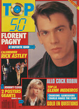 TOP 50 112 (25/4/88) FRANCE GALL FLORENT PAGNY CLEGG GOLD SERGE GAINSBOURG