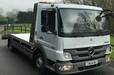 MERCEDES FORD IVECO 7.5T ALUMINIUM RECOVERY TRUCK BODY BEAVERTAIL
