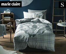 SINGLE LINEN HOUSE MARIE CLAIRE MINI PIERRE WOLF QUILT DOONA COVER & PILLOWCASE!