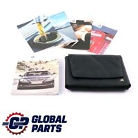 BMW 3 Series E90 E91 Service Booklet Owner's Handbook Wallet Case Bag Set