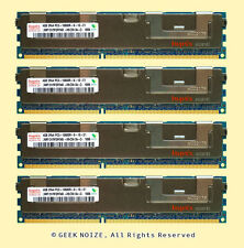 Server RAM 16GB 4x 4GB PC3-10600R ECC REG DDR3 1333 2Rx4 Memory FIT Dell HP IBM