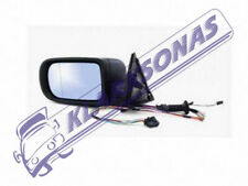 BMW E39 1996 - 2003 NEW OUTSIDE WING MIRROR 15PIN FOLDED LEFT 51168266585