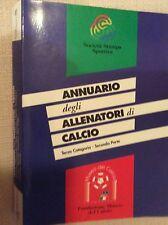 ALMANACCO ANNUARIO CALCIO ALLENATORI F.I.G.C. - MUSEO COVERCIANO