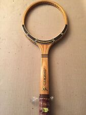 VERY RARE IN NEW OLD STOCK TENNIS RACQUET DUNLOP MAXPLY TOURNAMENT