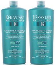 Therapiste: 2 X Soin Premier 1000ML Kerastase + Free Pump