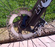1 x Mountain bike Bicycle Brake Disc Rotors Floating Rotor 160 180 203 mm
