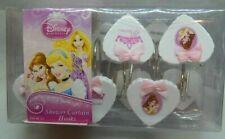 Disney Princess Set Of 12 Shower Curtain Hooks