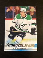 Joel L'Esperance 2019-20 Upper Deck Young Guns #217 Dallas Stars RC