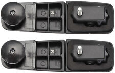 Pair Tailgate Glass Hinges Fits 01-07 Ford Escape Mercury Mariner Dorman 924-124