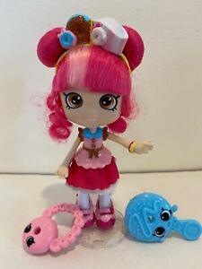 Shopkins Shoppies DONATINA Doll- Excellent Condition