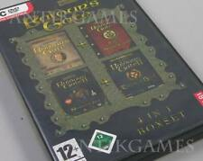 Baldur's gate 1 y 2 incl. te addons Compilation en alemán PC 2006 DVD-Box