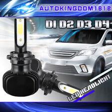 D1S D2S D3S D4S D1R D2R D3R D4R LED Headlight Kit 980W Replace HID Xenon Bulb