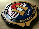 Fire Department DC Engine 11 3D routed wood patch sign plaque Custom