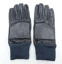 New  Bennett Firearms Tactical Padded Black Leather Gloves GLV07