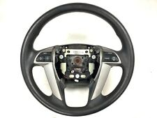 08-12 Accord 4DR Sedan LX Steering Wheel Black Used OEM