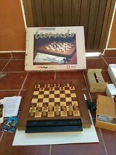 Ajedrez. Scisys saitek Kasparov Leonardo chess machine works