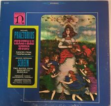 PRAETORIUS SCHEIN NM Christmas Music Ferdinand Conrad Ensemble Trader H-71128