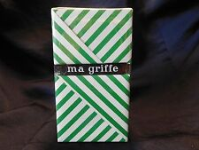 Vintage CARVEN  MA GRIFFE 1 OZ Parfum / Perfume,  Sealed Box