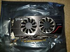 MSI Radeon HD 7850 R7850 Twin Frozr 2GD5/OC 2GB 256-Bit GDDR5 Freesync