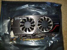 MSI Radeon HD 7850 R7850 Twin Frozr an 2GD5/OC 2GB 256-Bit GDDR 5 freesync