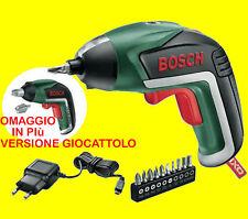 Avvitatore Bosch IXO cacciavite batteria litio compatto + omaggio giocattolo